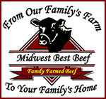Midwest Best Beef Logo